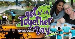 Get Together Day @ A Park Near You